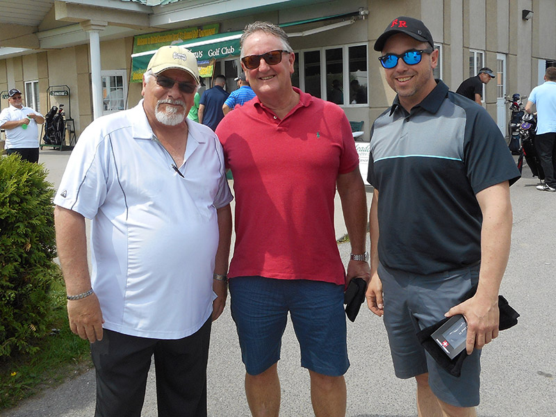 UA Local 71 Annual Golf Tournament 2018